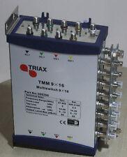 Triax TMM cascada de 9 X 16