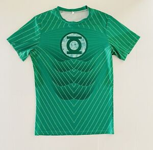 green lantern t shirt Size L(W18in L26in) DC Comics DC Universe DC Multiverse