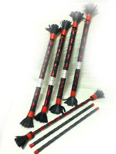 D'Stix RED - Handmade Aust - Devil/Juggling Sticks - Circus.Festival.Performance