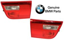 NEW BMW E53 X5 Pair Set of Left and Right Inner Tail Lights for Hatch Genuine