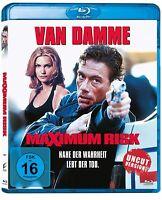 Maximum Risk - Uncut Version [Blu-ray/NEU/OVP] Jean-Claude van Damme, Natasha He