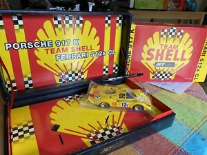 Fly Shell Ferrari 512S 1/32 Scale Slot Car NIB
