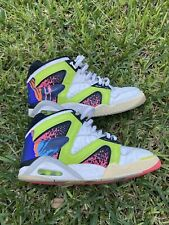 Nike Air Tech Challenge Hybrid Agassi Shoes Tennis 90's