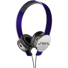 SOL Republic Tracks HD V10 Sound Engine On-Ear headphones Purple