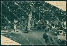 Siena Chianciano Bagni Parco dell'Aqua Santa FG cartolina ZK3631