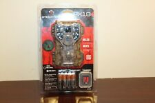StealthCam PX18 Camo Scouting Camera Combo w Batteries & 8GB SD Card STC-PX18CMO