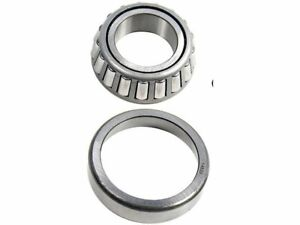 For 1996-2020 Chevrolet Express 3500 Wheel Bearing Rear Outer Centric 18881YX