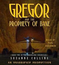 Gregor And the Prophecy of Bane  - Audiobook