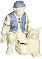 Lenox First Blessing Nativity Shepherd Boy Figurine With Sheep Dog NEW IN BOX