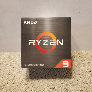 🔥 AMD Ryzen 9 5950X Processor 🔥 (16-core, 4.9 GHz) - Ships Same Day Fast! 🚚💨