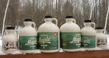 2020 Pure Vermont Maple Syrup-Grade A Amber - Award Winning