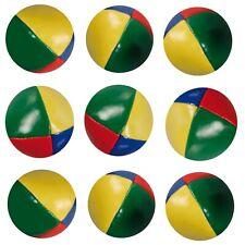 9 Stück Jonglierbälle Jonglieren Jonglage Beanbags jonglieren Jonglier Bälle