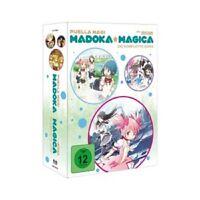 PUELLA MAGI MADOKA MAGICA-DIE KOMPLETTE SERIE  (KOMPLETTBOX) 3 DVD  NEU