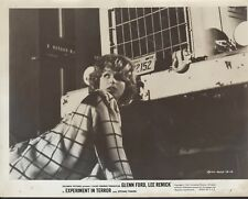 Experiment in Terror 1962 8x10 black & white movie photo #14