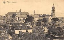 Belgium Mons Panorama