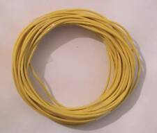 Layout Wire / Cable 0.12mm x 10 metres Yellow 600ma