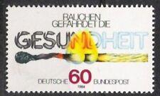 BUND Nr.1232 ** Anti Raucher Kampagne 1984, postfrisch