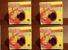 4 Pack Chisme Forritos De Manzana Tamarindo -Caramel Coating for Apples Tamarind