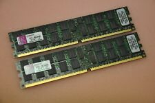 Kingston 8GB Kit - KTH-MLG4/8G Kif of 2 4GB 2Rx4 ECC Registered Server Memory