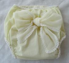 Honeysuckle Sears Baby Pants Vinyl Plastic Diaper Cover Cloth Bow