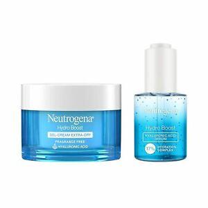Neutrogena Hydro Boost Gel-Cream For Extra-Dry Skin, 1.7 Oz with Neutrogena Hydr