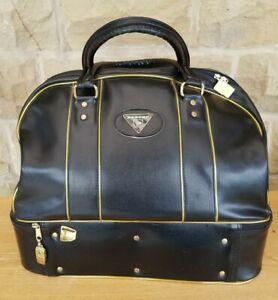 Vintage Dunlop Gym Sports Bag Zipped Bottom Shoe Compartment Amazing Condition