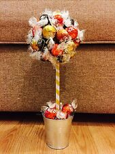 LINDT LINDOR Chocolate Candy Sweet Tree Bouquet Hamper Christmas Wedding Gift
