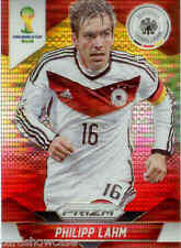 2014 World Cup Prizm Yellow Red Parallel No.86 P.LAHM (GERMANY)