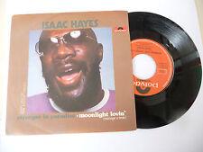 "ISAAC HAYES""STRANGER IN PARADISE-disco 45 giri POLYDOR It 1977"" PERFETTO"