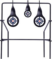 Crosman CSLT Metal Spinning Target For Use With .177Caliber &.22-Caliber Pellets