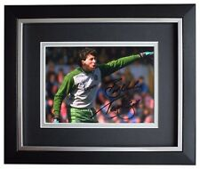 Paddy Bonner SIGNED 10x8 FRAMED Photo Autograph Display Celtic Football COA