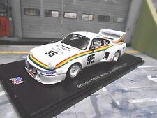 PORSCHE 934 /5 934/5 Daytona Winner 1977 #95 Haywood Hagestad NEW Spark 1:43