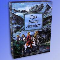 """""""Das Blaue Amulett"""" Familien Brettspiel von Noris Spiele, Gesellschaftsspiel"""
