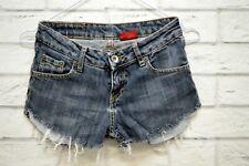 LEVI'S Bermuda Bimba 12 Anni Grigio Pantaloncino Corto Mini Shorts Grey