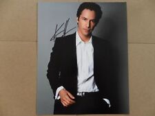 "Keanu Reeves Signed //Autographed Photo ""John"""
