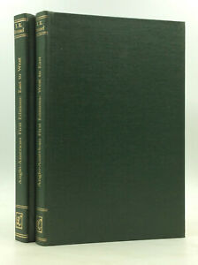 ANGLO-AMERICAN FIRST EDITIONS (2 vols) by I.R. Brussel - 1981 - Bibliography