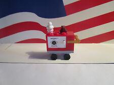 Lego Harry Potter SNACK CART HOGWARTS EXPRESS TRAIN Set 4841 BERTIE BOTTS/BEANS