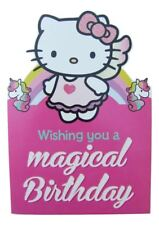 Hello Kitty birthday card for any age by Gemma - 251821