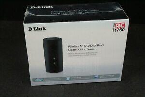D-Link R8000 1300 Mbps 4-Port Gigabit Wireless N Router (DIR-868L) EL1423