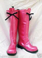 Tokyo Mew Mew Ichigo Momomiya Cosplay Boots Ladies Size Us9/25cm