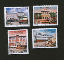 SERBIA-MNH**  SET-SCIENCE-HIGH SCHOOL, NOVI PAZAR,PANCEVO,PRIJEPOLJE,S.MIT-2013.