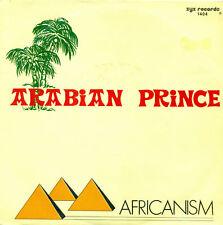 """ARABE PRINCE AFRICANISME VINYLE UNIQUE 7"""" S6973"""