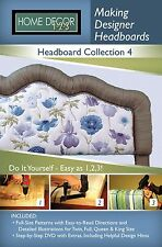 Home Decor 1-2-3 Making Designer Headboards Collection 4