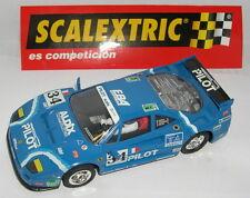 SCALEXTRIC SPAIN ALTAYA DUELOS MITICOS FERRARI F40 24H LE MANS 1995  MINT
