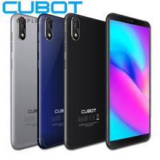 """3G Smartphone 5.0""""Cubot J3 16GB Cellulare FACE ID Telefono doppio SIM NUOVO 18:9"""