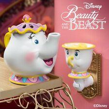 Scentsy Beauty and the Beast's Mrs. Potts Warmer & Chip Mini Warmer Wax