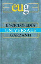 (1049) Enciclopedia Universale - Biblioteca Europea - Garzanti