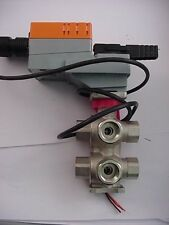"""Belimo LRB24-SR Actuator 6-Way 1/2"""" NPT  R3015-1P3-1P3-B2  Ships the Same Day"""
