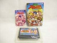 GEKITO PROWRESTLING Item REF/bcc Famicom Nintendo Import JAPAN Video Game fc