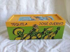Jose Cuervo box Tequila Reserva De La Familia 2001 Emiliano Gironella Parra